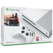 Xbox One S 500gb Plus Battlefield 1 (Using Code 'Spooky') £224.05 (The Game Collection)