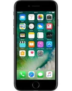 iPhone 7 128GB, EE network,£25 upfront, 2GB data, 1000 mins, Unlimited texts, £33.49 per month (£828.76 contract cost) at Mobiles.co.uk