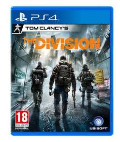 [PS4] Tom Clancy's: The Division £11.69/ Star Wars Battlefront £8.99/ Driveclub £4.49-More In Comments (Used) (Using Code 10%OFFPO)(Game)