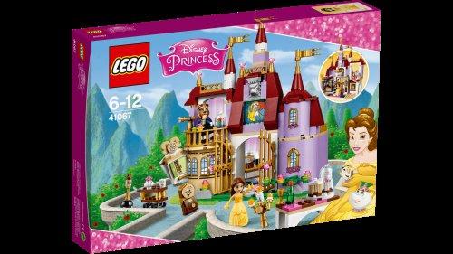 Lego 41067 Disney Princess Belle's Enchanted Castle £34.99  Amazon