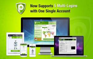 PureVPN Halloween Deal: 2 Years of VPN for the Price of 1 i.e. £2.05/m 24 months = £49.22