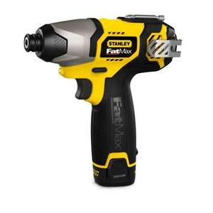 Stanley FatMax FMC040LA Impact Drill Driver - 10.8V at Homebase for £30 (instore)