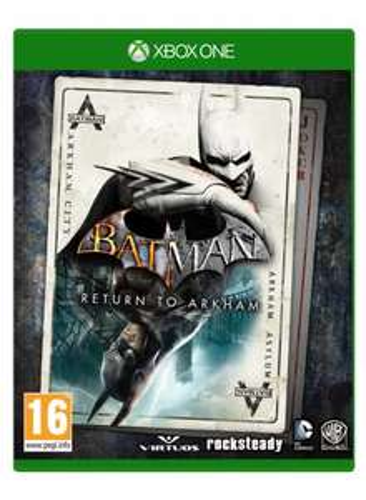 Batman: Return to Arkham (Xbox One) £25.99 Delivered @ FunBoxMedia via eBay
