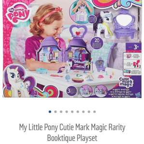 My Little Pony Booktique (50% off) £14.99 @ Argos
