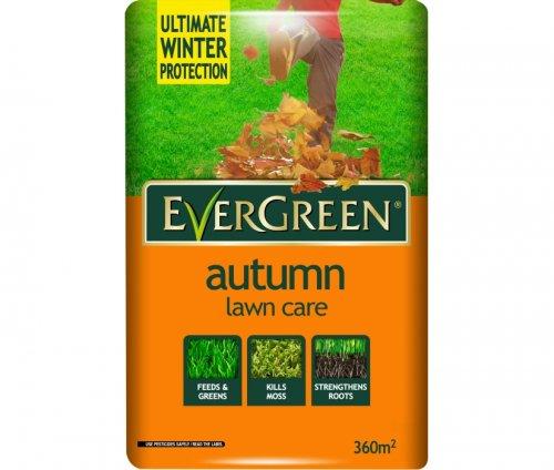 evergreen autumn lawn care 12.6kg £12 in-store b&q Meir