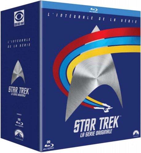 Star Trek Original Series Complete Blu Ray 20 Disc`s @ Amazon France - £25.43