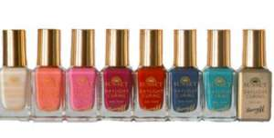 Barry M Nail Paint usually £4.99 now £2.49 Plus FREE Gift Worth £6.49 when you buy 2 INSTORE @ Boots