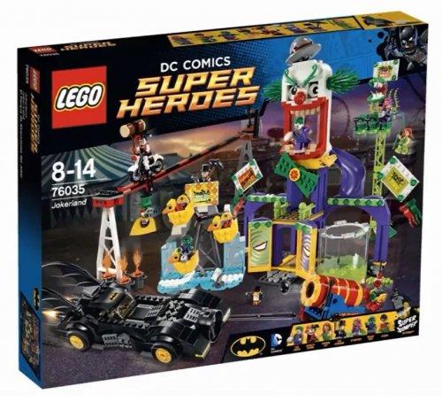 Lego 76035 Jokerland £60.97 @ ASDA online with free C+C