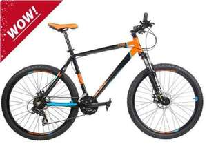 Calibre Crag Mountain Bike was £299 now only £199 @ go outdoors