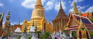 london to Bangkok returns from £325 at Skyscanner