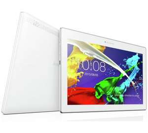 Lenovo Tab 2 A10-30 10.1 Inch 16GB Tablet - White £99.99 @ Argos