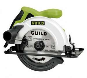 Guild Circular Saw. £26.39 @ Argos