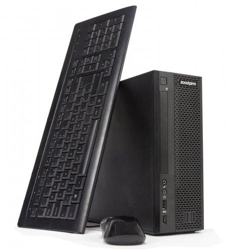 Zoostorm Core i5-4460 Quad Core SFF Desktop PC, 4GB, No HDD, No OS, GT 730 £199.99 ebay /  zoostorm-sales