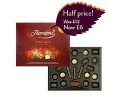 Thorntons 5 for 20.00 including Fireside treats currently half price (6.00 from 12.00)