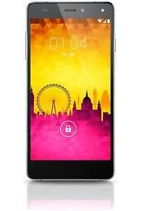 Sim Free KAZAM Thunder 550L 5 Inch 13MP 16GB 4G Android 5.1 Mobile Phone Black Argos ebay outlet £62.99