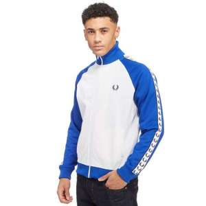 Fred Perry Tape Colour Block Track Top £35 @ JD Sports - Free c&c