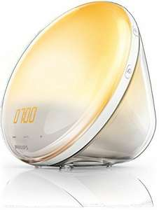 Philips Wake-up Light HF3520 Coloured Simulation - Amazon Deal of the Day - £79.99