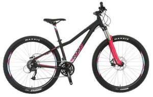 VooDoo Soukri Womens Mountain Bike - was £500 now £400 - Halfords