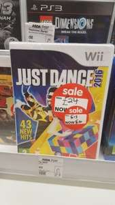 Just Dance 2016 (Wii) £10 @ Asda - Accrington