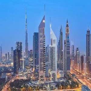 Jumeirah Emirates Towers Dubai £210 for 2 adults 2 children - NetFlights