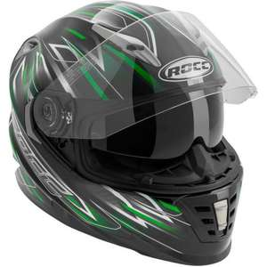 Rocc Motorcycle Helmet £27.99 (rrp £129.99) various colours available @ GhostBikes Great Reviews