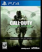 Call of Duty Modern Warfare Remastered PS4 - Digital Code - £31.34 (FB Like) - CDKeys
