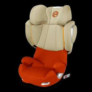 Cybex Solution Q2 Fix stage 2/3 car seat @ Pram Centre online