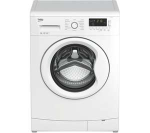 BEKO WM84145W Washing Machine - White, 8kg, 1400rpm, A+++, Quick Wash, £189 @ Currys PC World