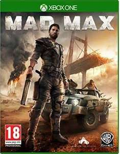 Mad Max (PS4/XO) £11.39 Delivered @ Tesco Direct