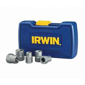 Irwin Bolt Grip Remover 5PC Base set 394001 [deal of the day] £11.99 @ Amazon