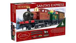 Hornby R1185 Santa's Express Christmas Train Set £41.71 @ Amazon