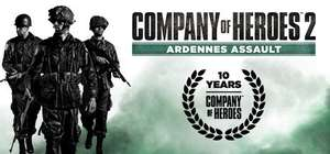 Company of Heroes 2 - Ardennes Assault £4.99 at Steam
