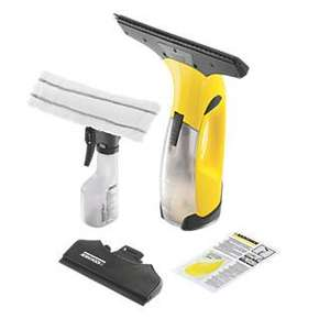 Karcher WV2 Premium Cordless Window Vacuum £34.99 @ Screwfix