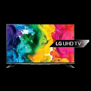 LG 58UH635V 58 Inch Smart 4K Ultra HD LED TV with FreeviewPlay HDRPRO & webOS 3.0 & Freesat £799 rgbdirect