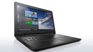 "Lenovo IdeaPad 110 15.6"" Laptop (Black) - £229.99 @ PC World"