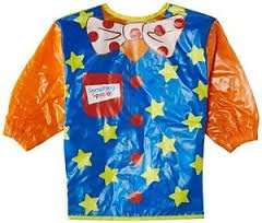 Mr tumble painting apron £1.99 @ home bargains