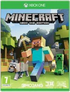 Minecraft XBOX One New £12.99 at Game