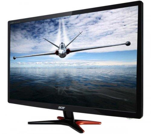 """24"""" ACER Predator GN246HLBbi 144Hz 1080p 3D Display £153 (C&C only) / Acer 28"""" 4K  G-SYNC Predator XB281HKBMIPRZ £449.99 (Delivered or C&C) [using code] @ Currys C&C"""
