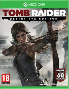 Tomb Raider Definitive Edition -  Xbox One: £4.99 @ Game - New- Free delivery