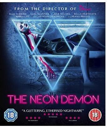 The Neon Demon Blu-Ray £8 @ Amazon (prime/£9.99 non-prime)