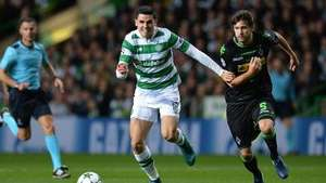 Borussia Monchengladbach v Celtic free on BT Sport Showcase, 1st November