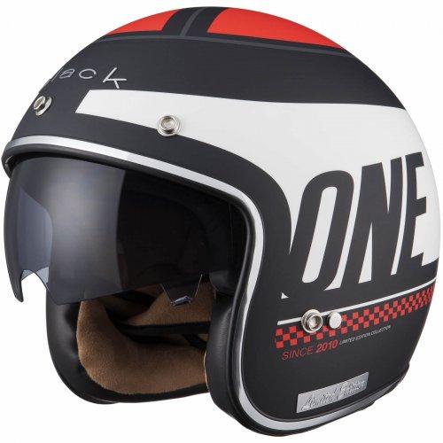"Limited Edition ""Black"" Motorcycle Helmet £50 @ Ghostbikes.co.uk"