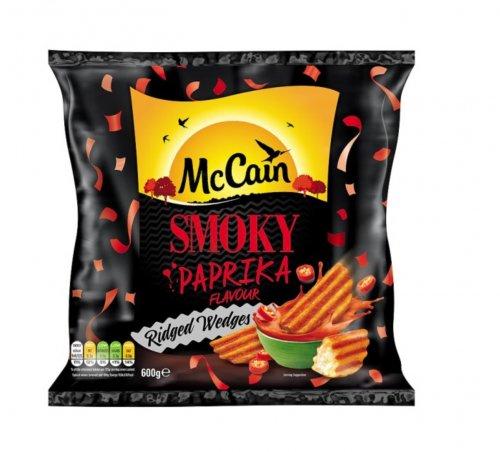 McCain smokey paprika crinkle wedges £1 at Tesco (instore)