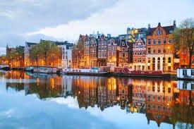 European Mini cruise from £40 pp @ P&O Ferries