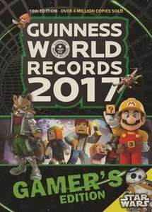 Guinness gamers edition 2017 £4.99 delivered @ Book Depository