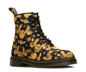 Adventure Time Dr Martens. Junior sizes. £19.99 RRP £65 TK Maxx - Manchester