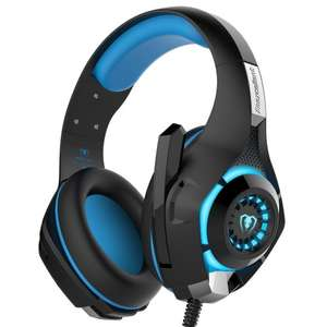 20% OFF - Bovon Gaming Headphones £18.39 delivered Sold by Bovon Direct and Fulfilled by Amazon