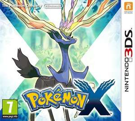 Pokemon X/Y (3DS/2DS) £26.86 @ ShopTo