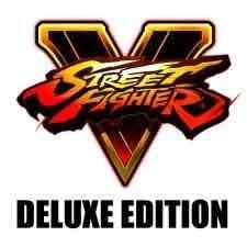 street fighter V deluxe edition £25 with ps plus @ psn store