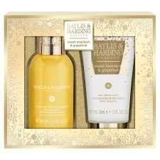 Baylis And Harding Mandarin And Grapefruit Small 2 Piece Set @ Tesco for £2.00 was £4.00 free (C&C)